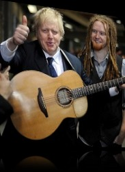 Mayor launches tube busking contest